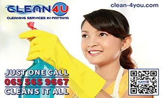 Professional Cleaning Services In Pattaya