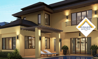 GRAND GARDEN HOME HILL_TROPICAL POOL VILLA